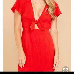 Dresses & Skirts - Summer Dress with peek a boo